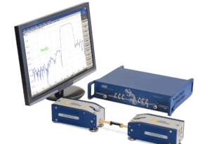 Cobalt USB Vector Network Analyzer C4209 2-Port VNA and FEV Frequency Extension Systems and Monitor