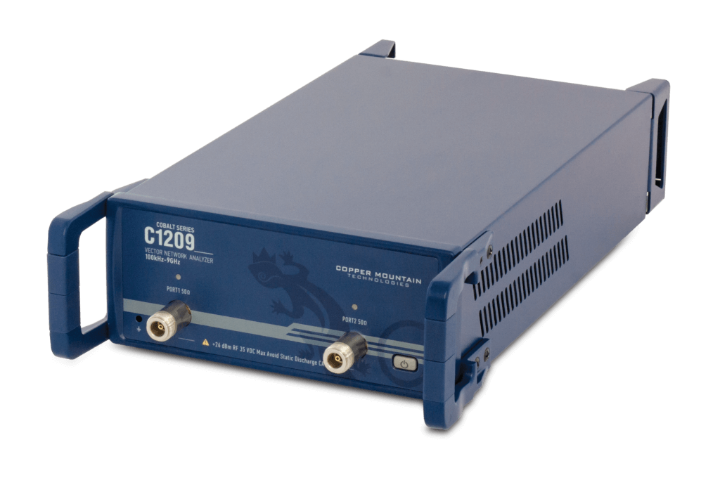 Cobalt USB Vector Network Analyzer C1209 2-Port VNA