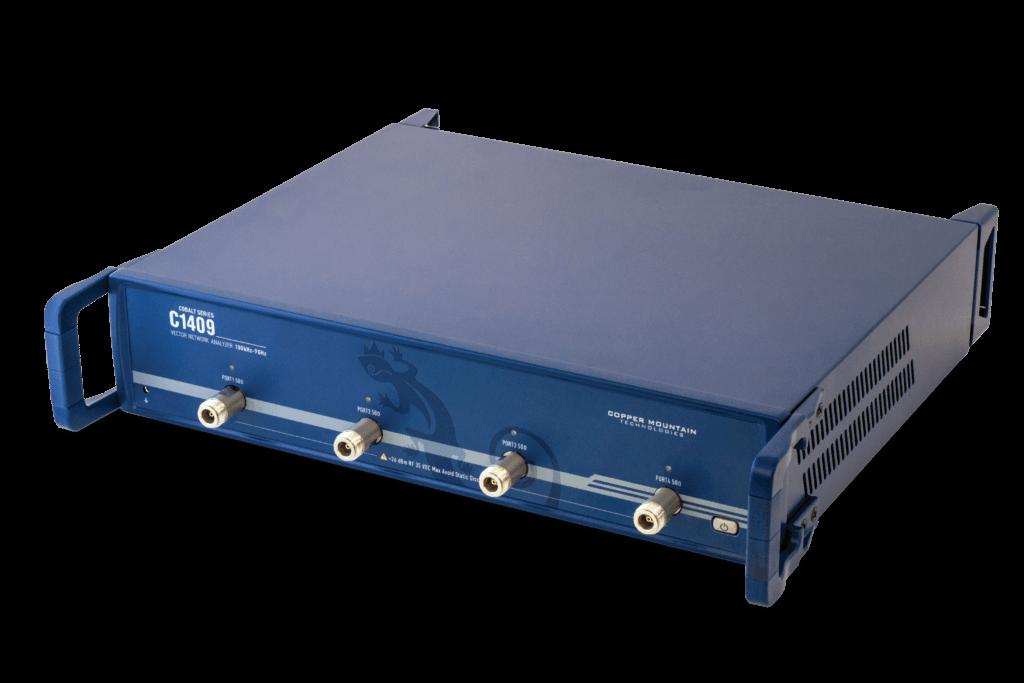 Cobalt USB Vector Network Analyzer C1409 4-Port VNA