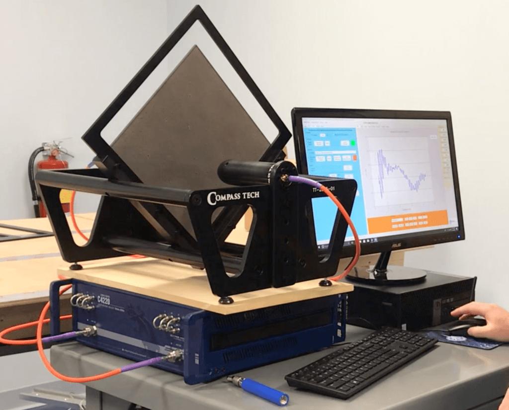 Tabletop Materials Measurements