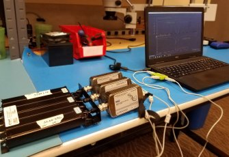 diplexer testing and antenna testing