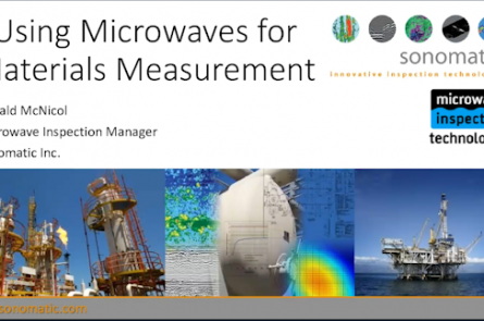 Using Microwaves for Materials Measurement