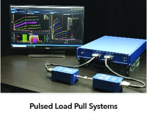 pulsed load pull systems