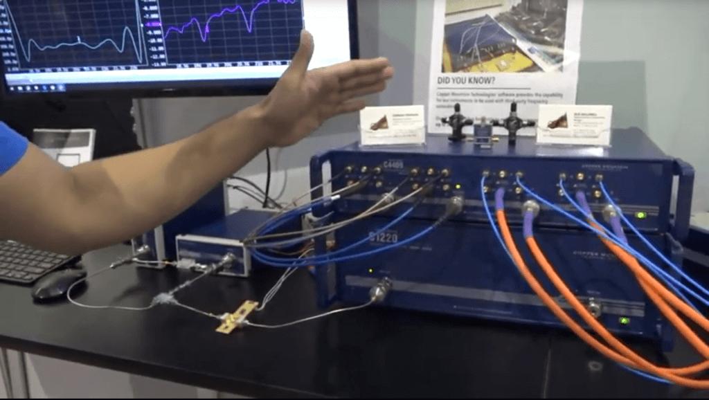 Mixer Measurement Demonstration with VNA
