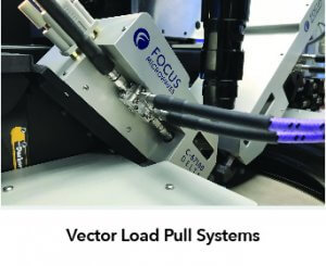 vector load pull systems