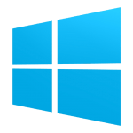 r windows logo