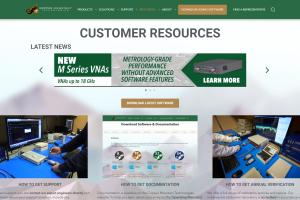 Customer Resources - CMT Website