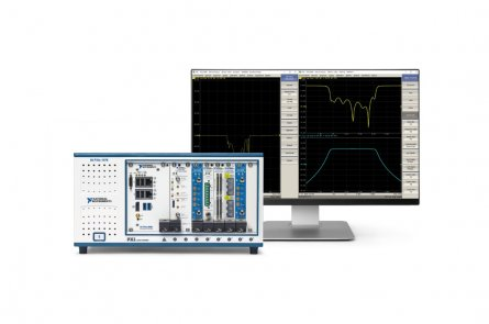 vna cmt ni vector network analyzer pxi pxie