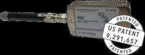 patented r60 reflectometer 1-port vna vector network analyzer antenna analyzer