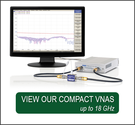 compact portable vector network analyzers