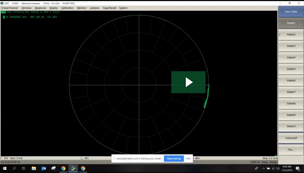 SOLT and SOLR calibration video