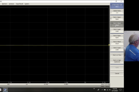 Mixer Measurements with a Vector Network Analyzer