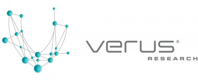 Verus Research Logo