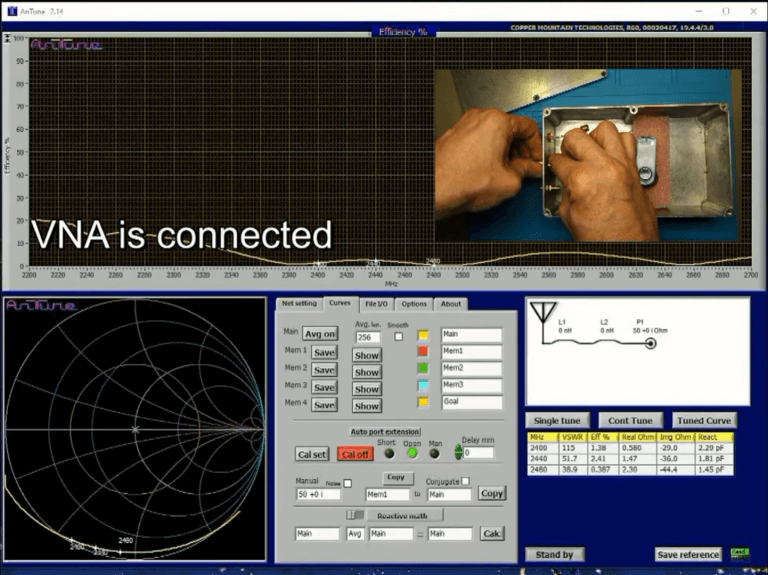 Antenna Design with AnTune