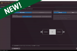 IMS Virtual Booth | Automatic Fixture Removal (AFR) - USB VNAs software plug-in