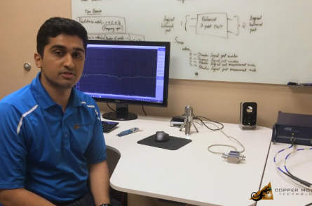 IMS Virtual Booth | Differential Cable Measurements - USB VNAs