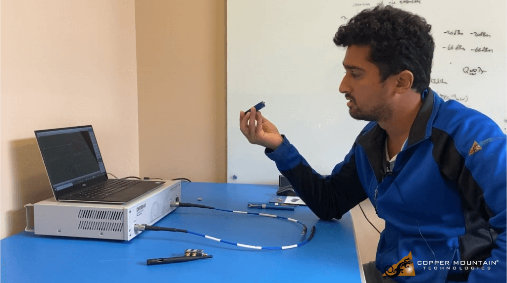 measure filter with the university kit