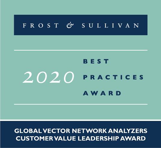 Frost & Sullivan Customer Value Leadership Award 5