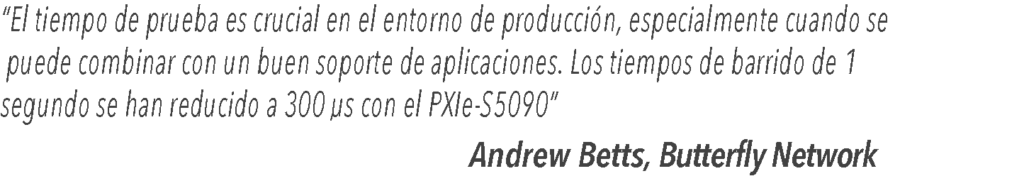 Customer Quote: Andrew Betts (Butterfly Network)
