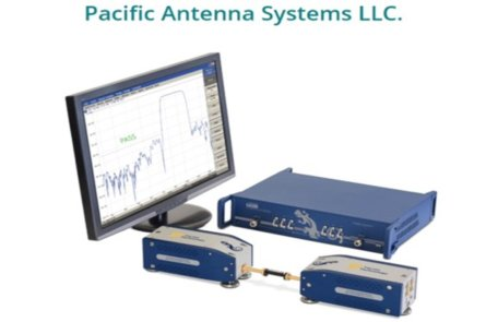 Pacific Antenna Systems x Cobalt VNA w/ extenders
