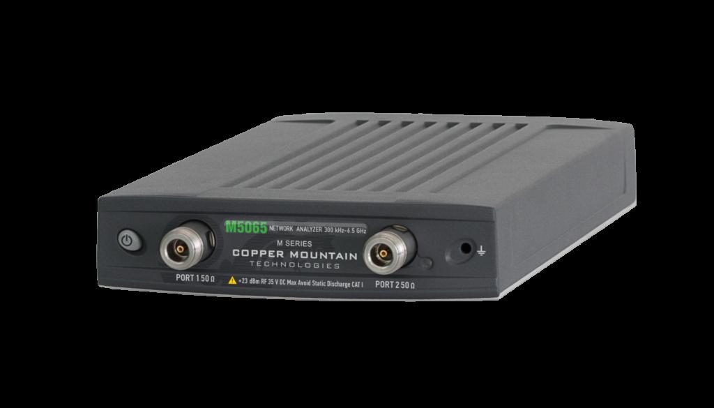 M5065 2-port VNA 300kHz - 6.5 GHz