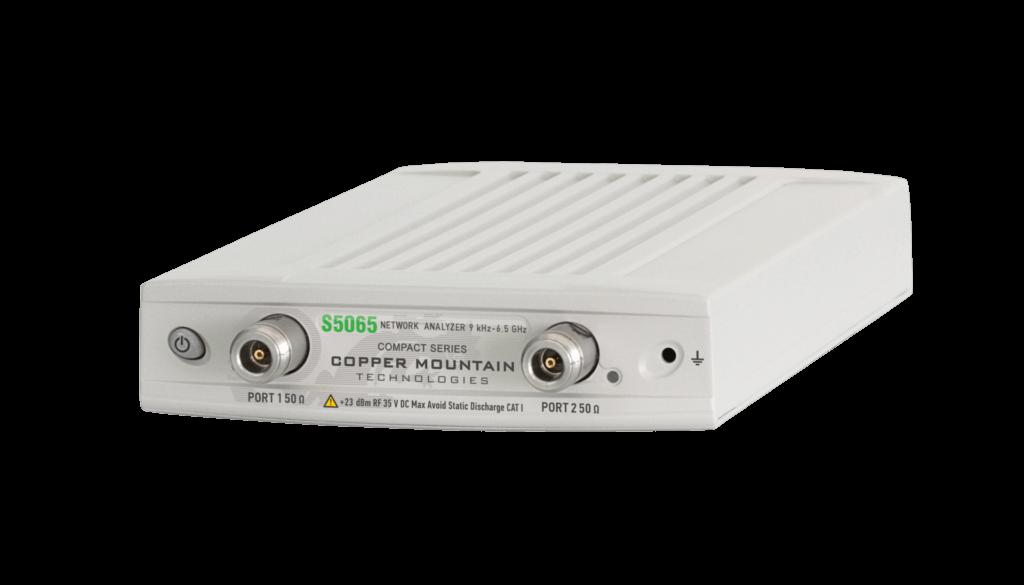 S5065 2-port VNA 9kHz - 6.5 GHz