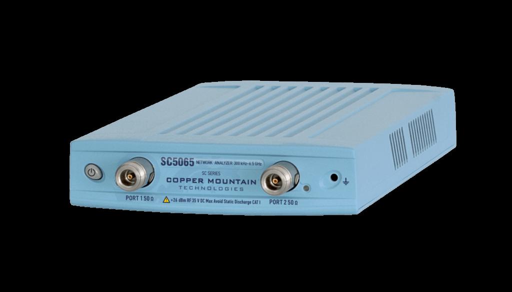 SC5065 2-port VNA 300kHz - 6.5GHz