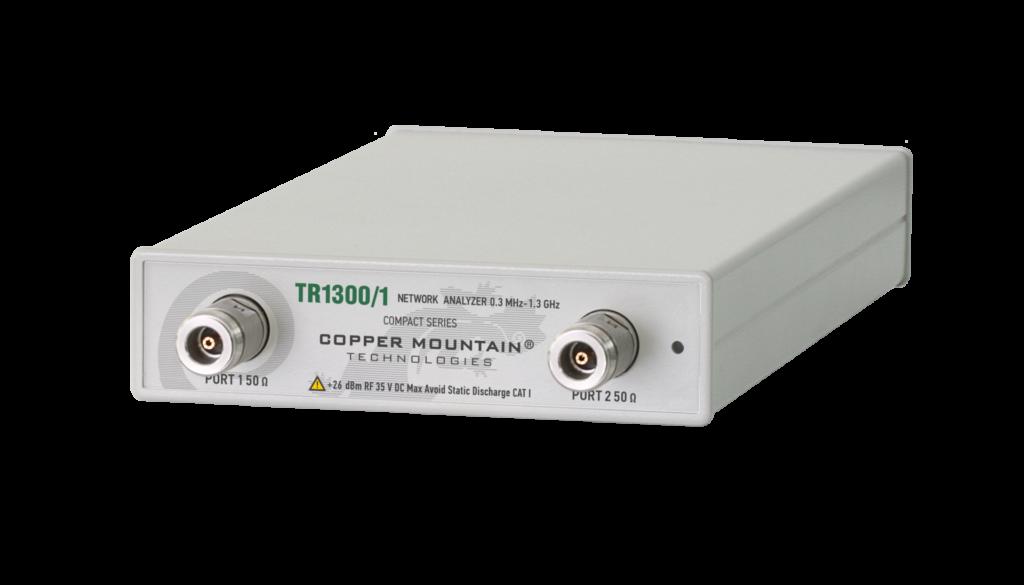 TR1300_1 2-port VNA 0.3MHz - 1.3GHz