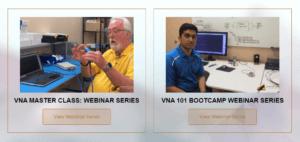 VNA Master Class webinar series/VNA 101 Bootcamp webinar series