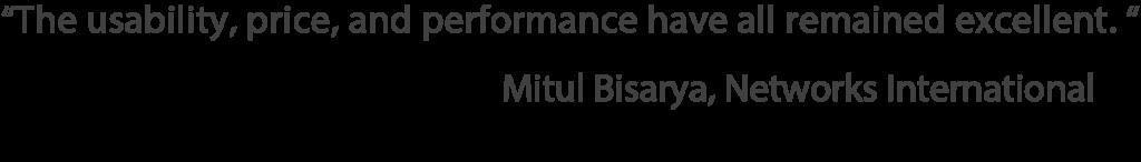 Customer Quote: Mitch Bisarya (v1)