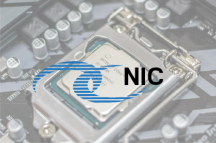 component image with NIC logo (centered)