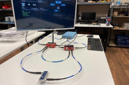 Virtual VNA Setup