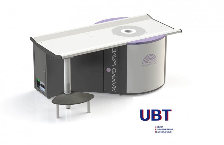 MammoWave® Breast Cancer Detection 9 GHz VNA