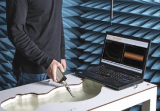 copper mountain technologies usb vnas 1-port vector network analyzer R54