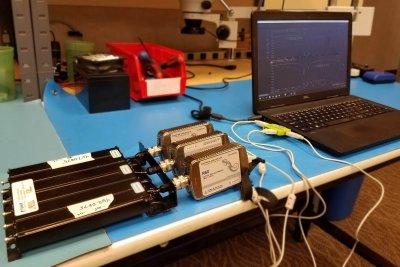 diplexer testing and antenna testing
